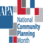 National-Community-Planning-Month