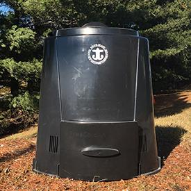 image of a compost bin